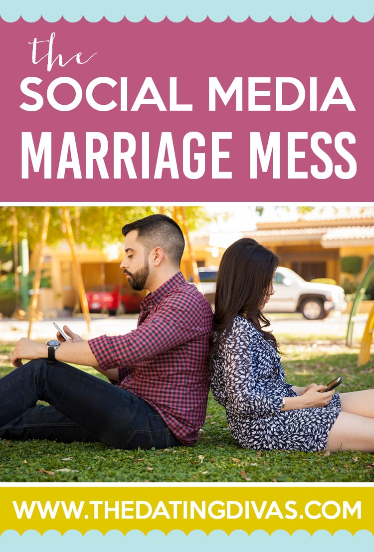 Social media tips for marriages.