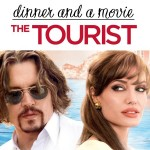 The Tourist movie themed date