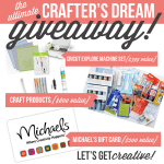 Crafter's Dream Giveaway!