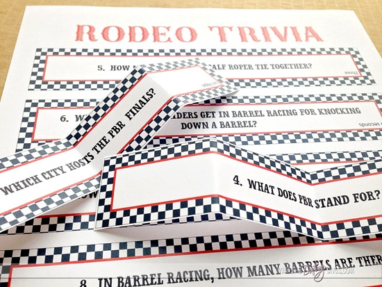Rodeo Trivia for Nicholas Spark's The Longest Ride Movie