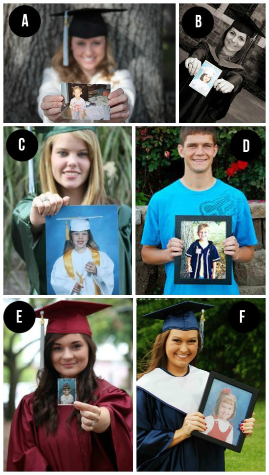 Lovely Photo Collage Ideas For Graduation Selection