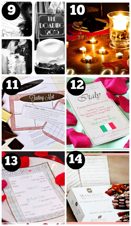 75 Dates To Celebrate Your Anniversary