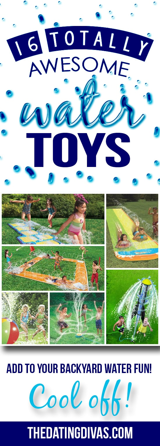 Water Toys Everyone Will Love