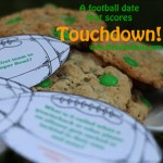 Touchdown! Football Date Night
