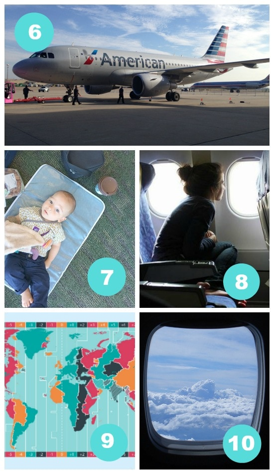 5 of the BEST tips for traveling by plane