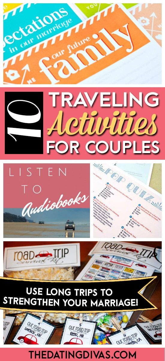 Traveling Activities For Couples