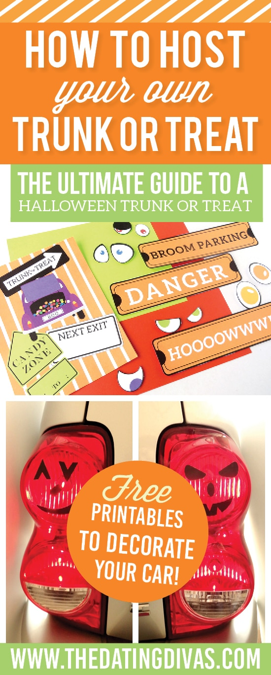 The Ultimate Trunk or Treat Guide