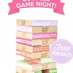 Free Pintable Couples Game Night