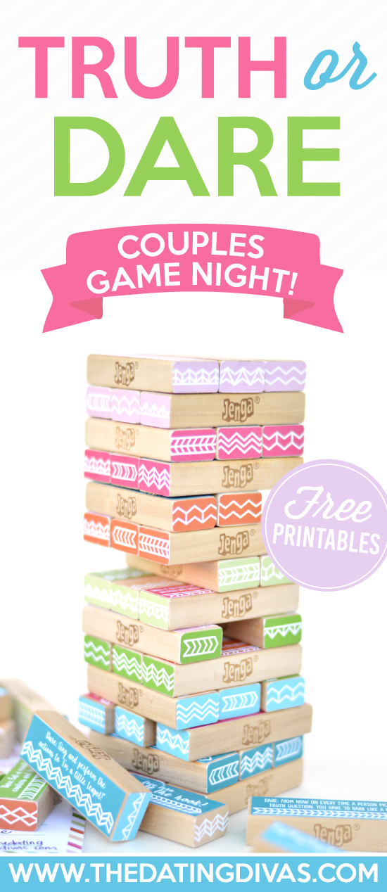 Free Printable Couples Game Night