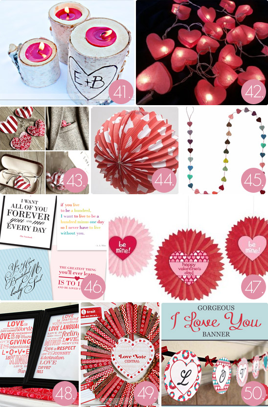 The ULTIMATE Valentines Day Decor Round Up