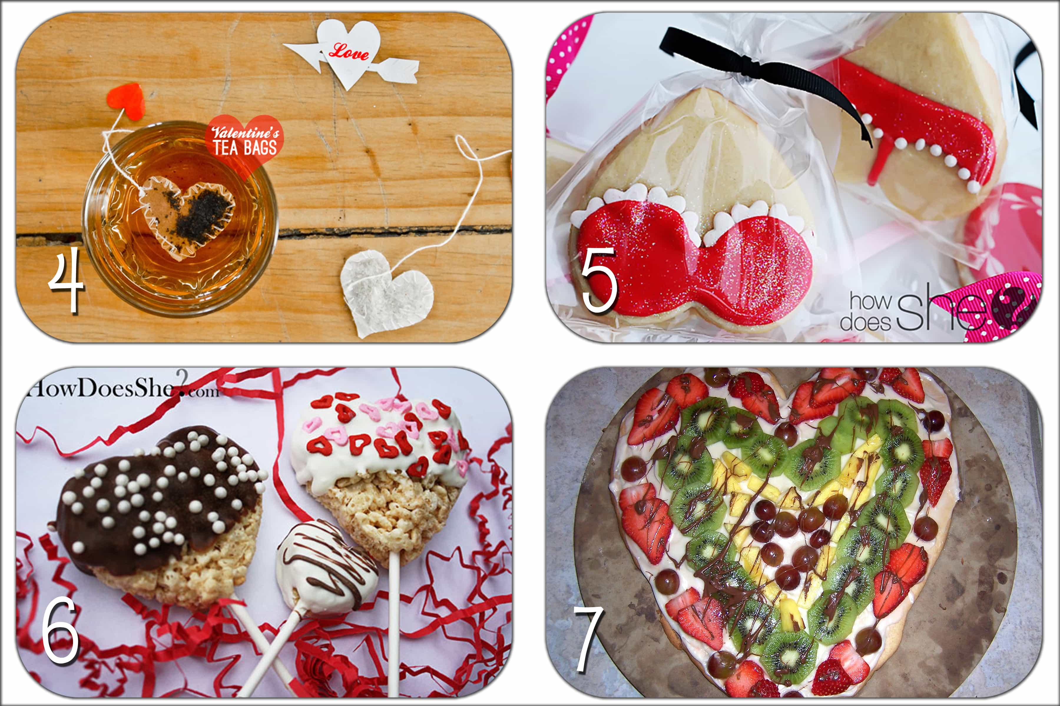 Valentine 39 s day treats round up little birdie secrets for Valentines day party foods
