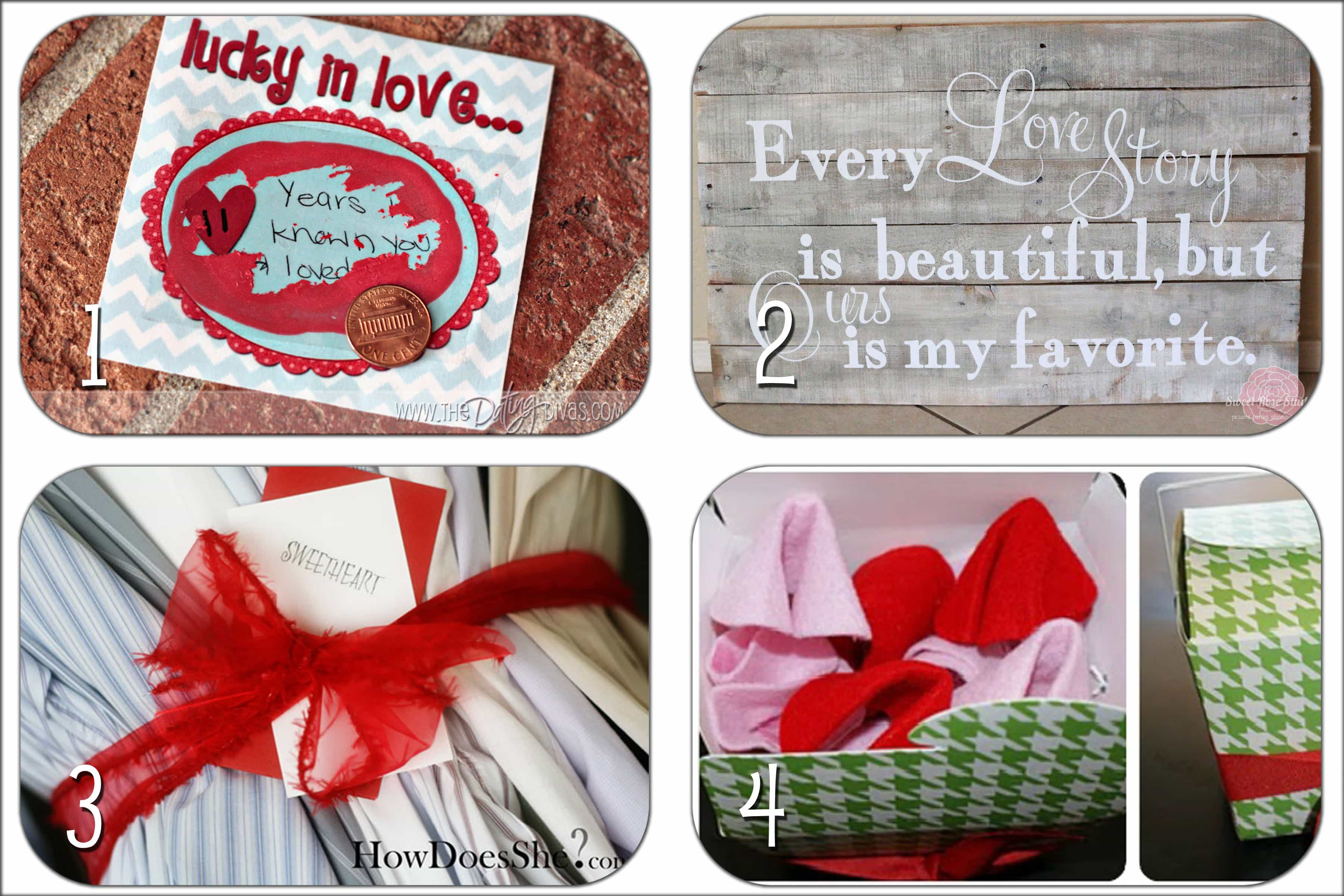 valentine's handmade gift ideas | Little Birdie Secrets