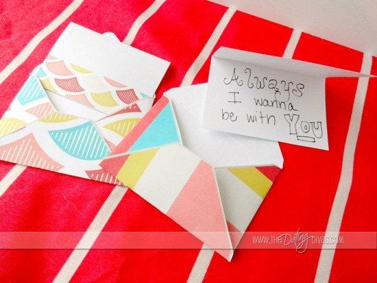Valentine's Advent Itty Bitty Love Notes