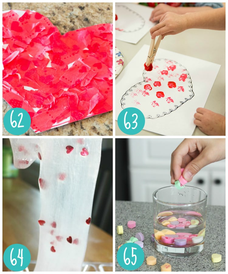Valentine Activities for Kids