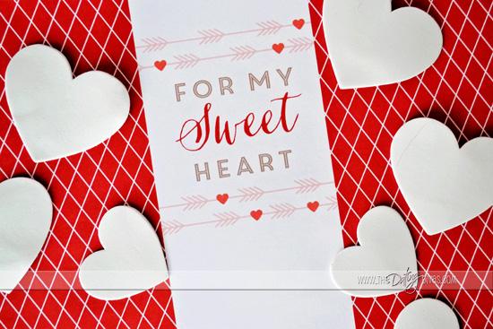 Emergency Valentine's Day Kit Ideas