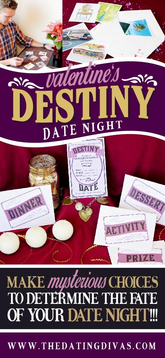 Valentine's Destiny Date Night