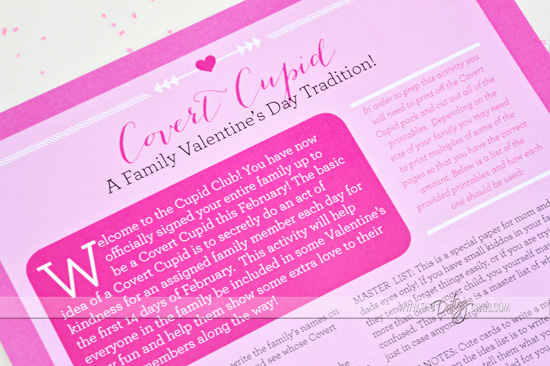 Free Valentine's Day Family Activity