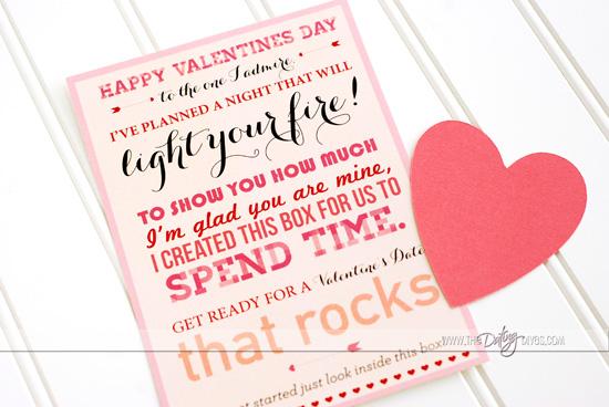 Valentine Date Poem