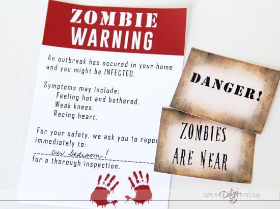 The Walking Dead Date Night – PushUP24