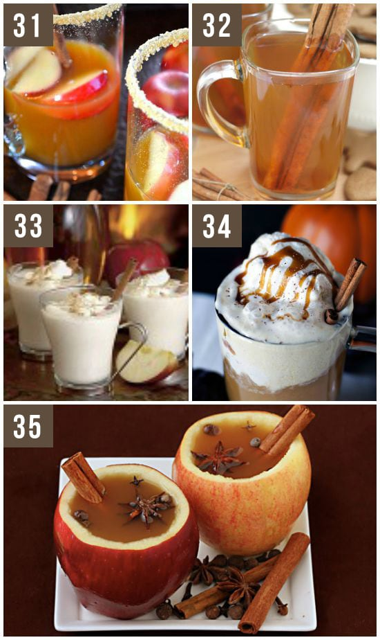Warm Mulled Cider Recipes for Fall