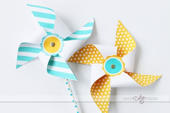 Cheer Up Kit Pinwheel