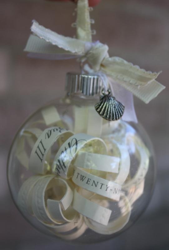Erika - Christmas Gift roundup ornament
