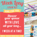 Week Long Lovin' Kit