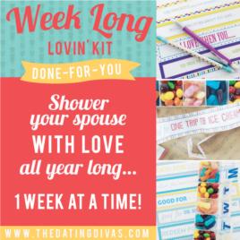 week long loving kit