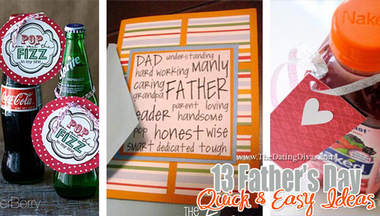 Gift Guide: 13 Quick & Easy Father's Day Ideas He'll Love