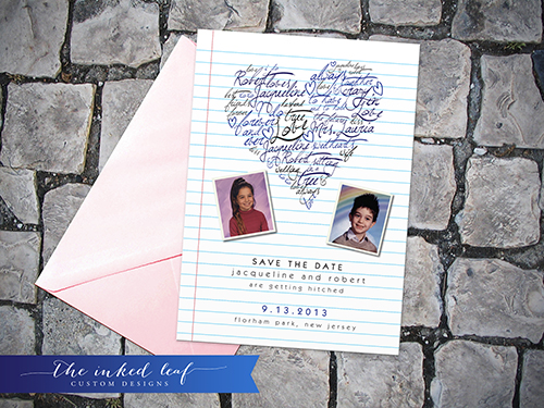 Wendy-Sameeha-Elementary School Save the Date