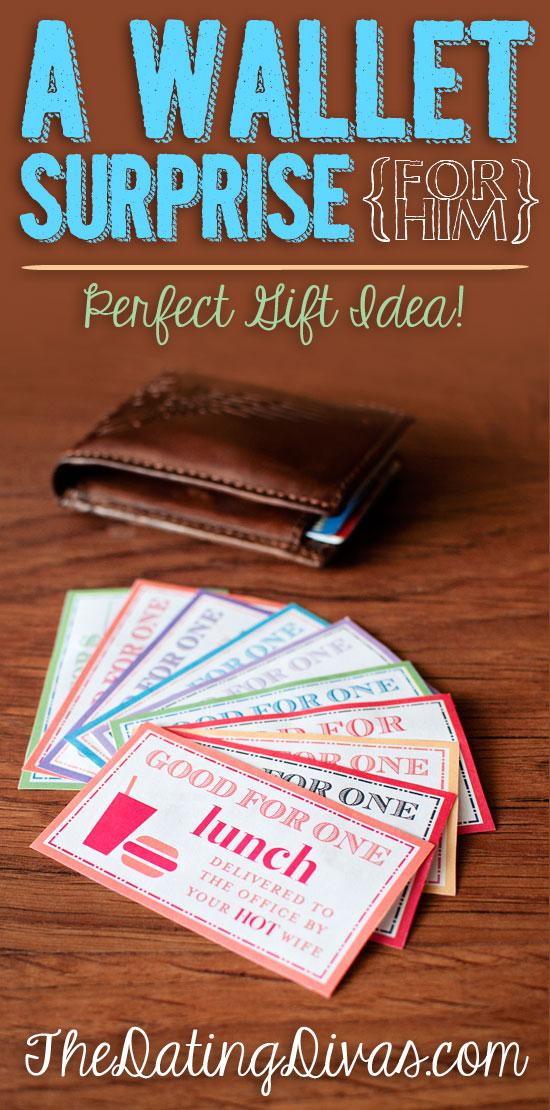 Romantic Wallet Surprise