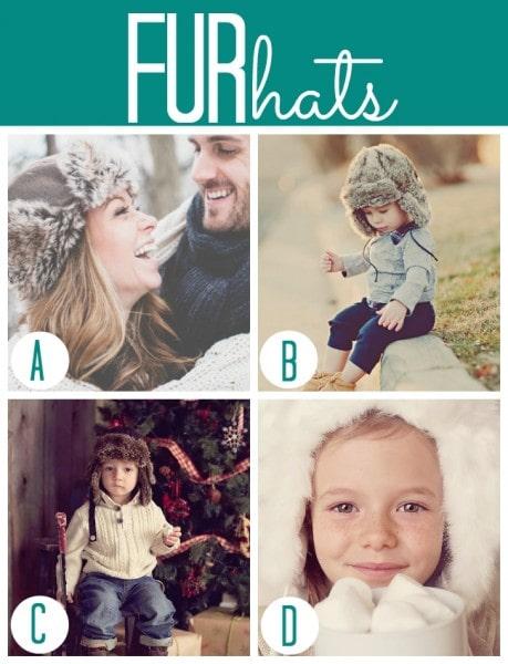 Winter Fur Hats