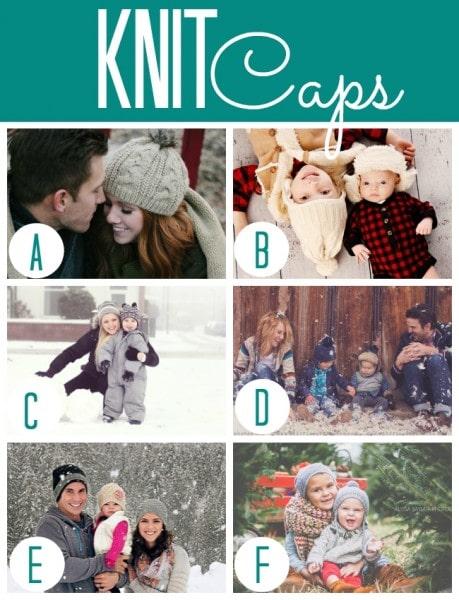 Winter Knit Caps
