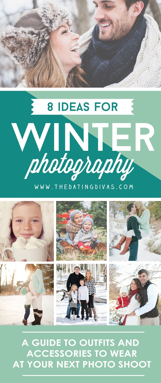 What to Wear: Winter Photography