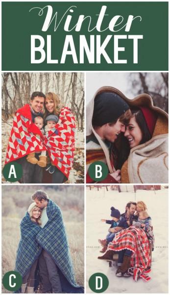 Winter Photogrpahy Prop Ideas