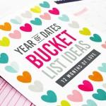 Date Night Bucket Lists