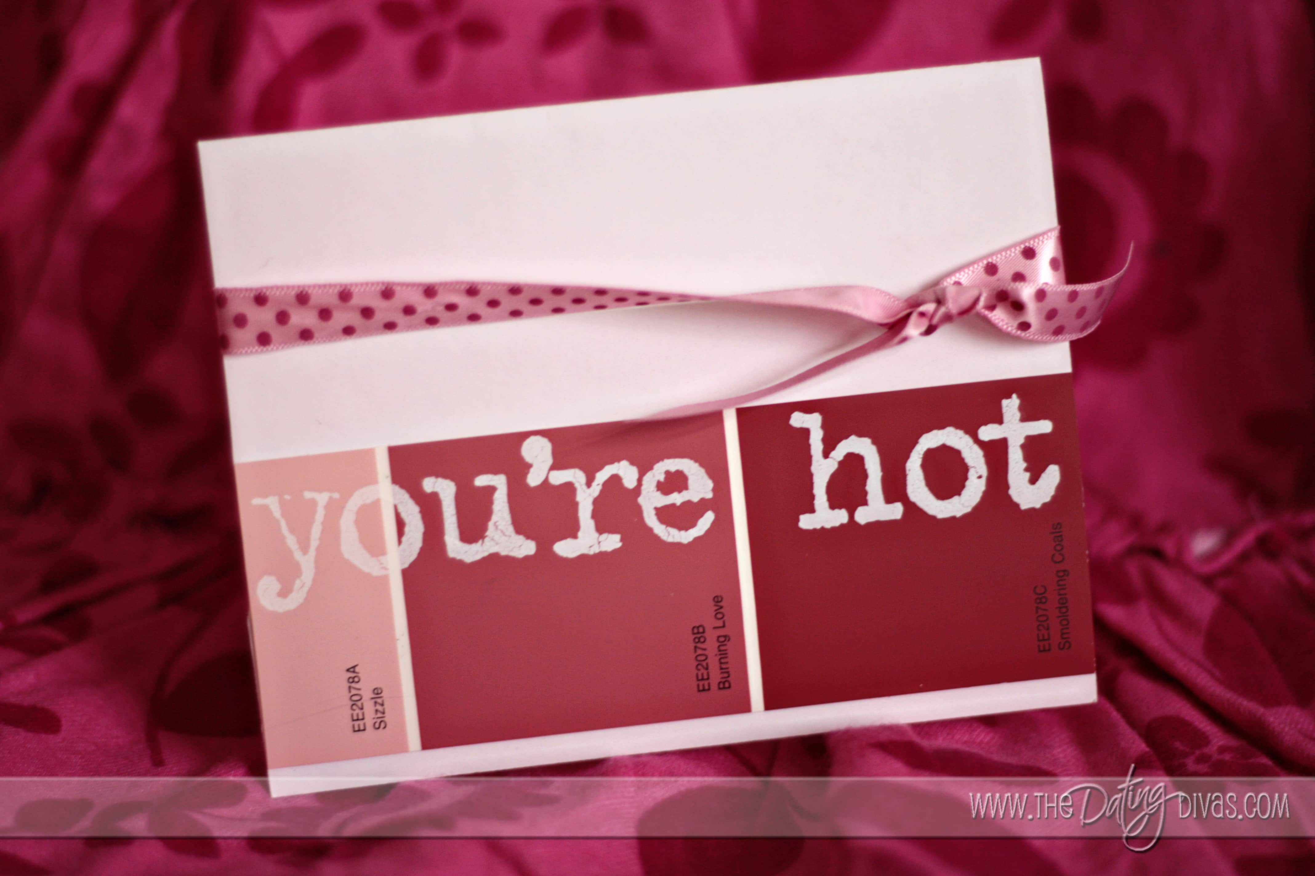 Valentine Card – Valentines Day Card Examples