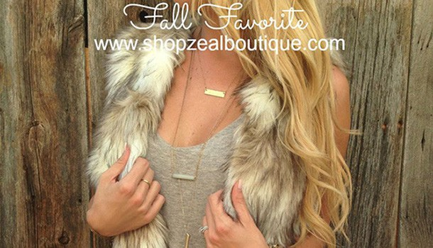 Zeal Boutique Giveaway