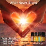 Romantic Essential Oil Blend
