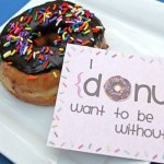 I DONUT Want To