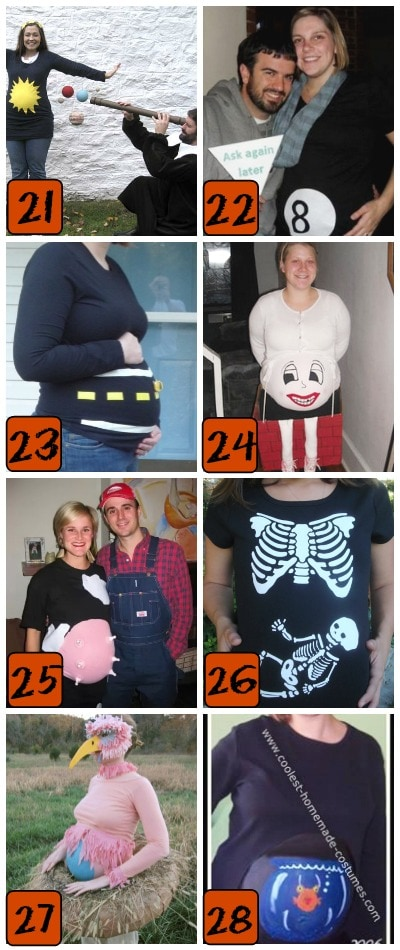 awesome maternity costumes1