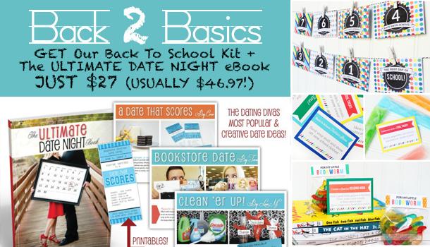 Back To School, Back To Basics!