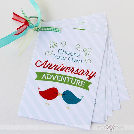 Anniversary Adventure