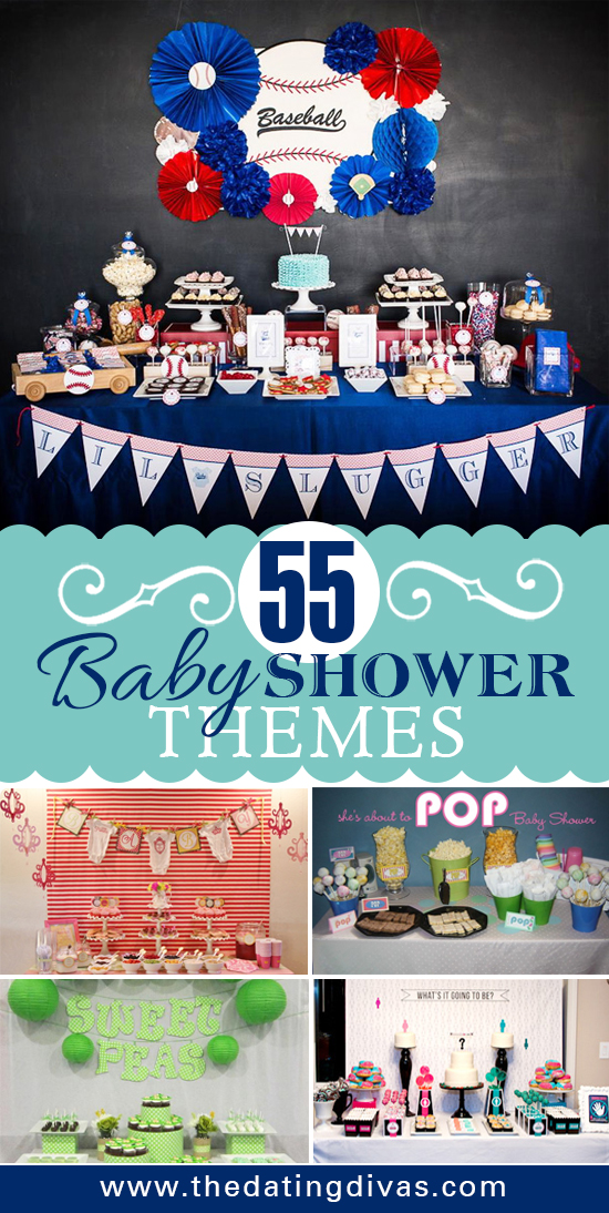 Cami Baby Shower Themes Pinterest
