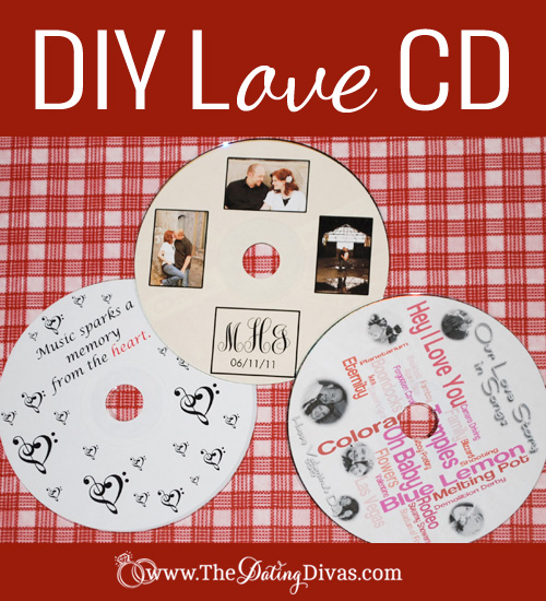 DIY Love CD