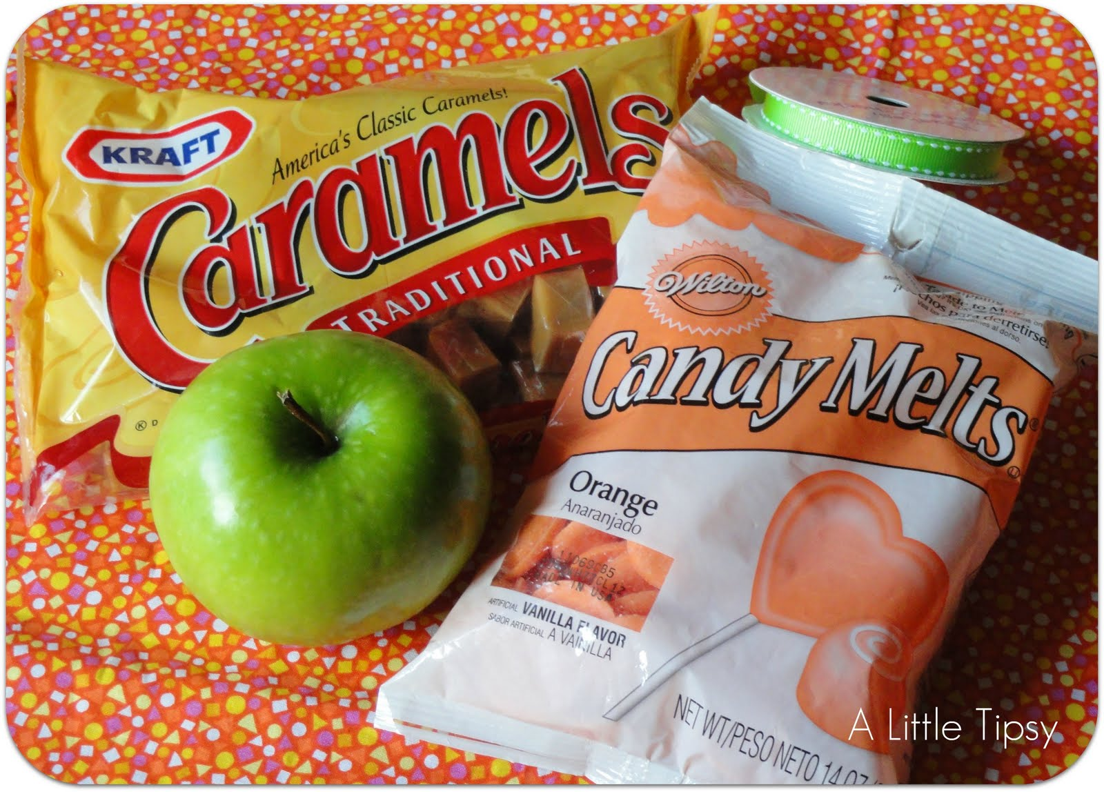 recipe: kraft caramel apples [11]