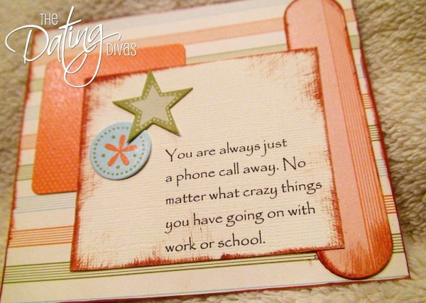 Why I Love You Scrapbook Cards
