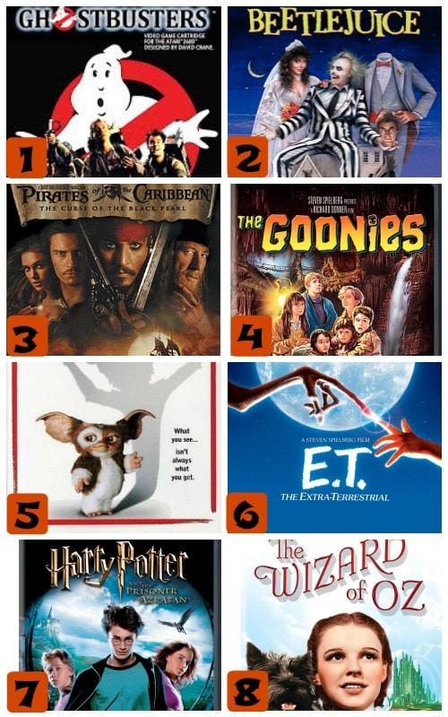 classic halloween movies date night 1-8