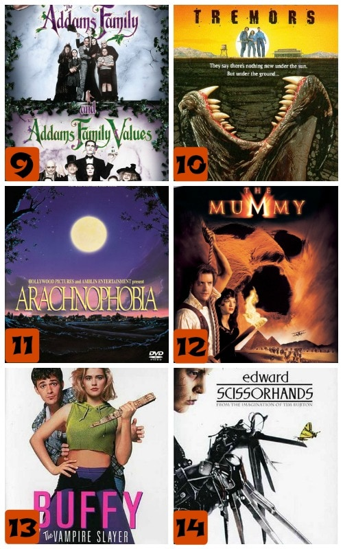 classic halloween movies date night 9-14