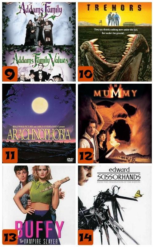 classic halloween movies date night 9-14